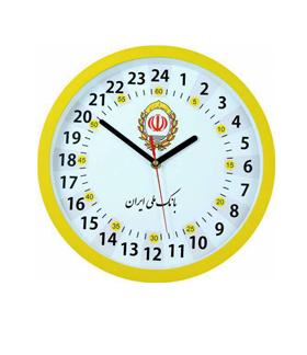ساعت دیواری کد N24
